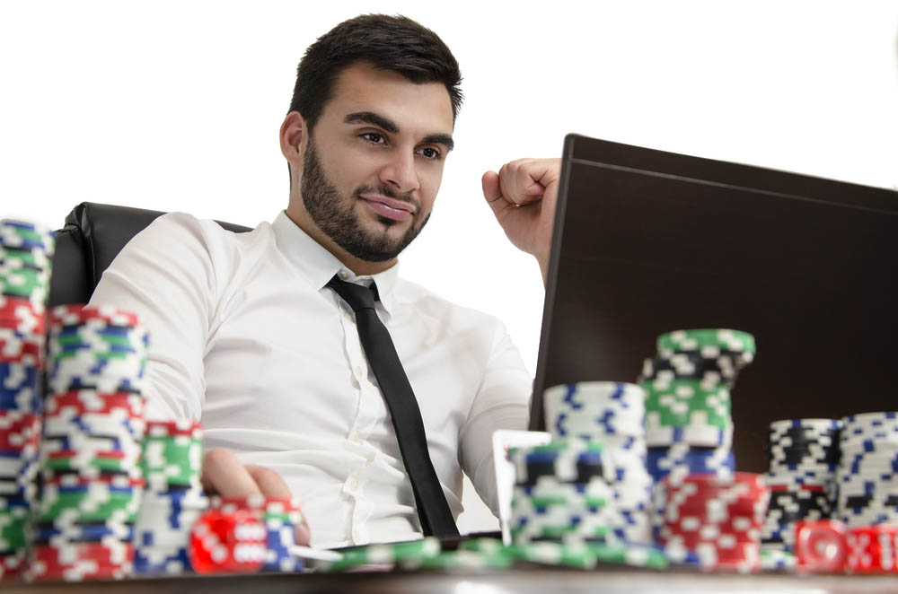 オンラインカジノをやってみよう