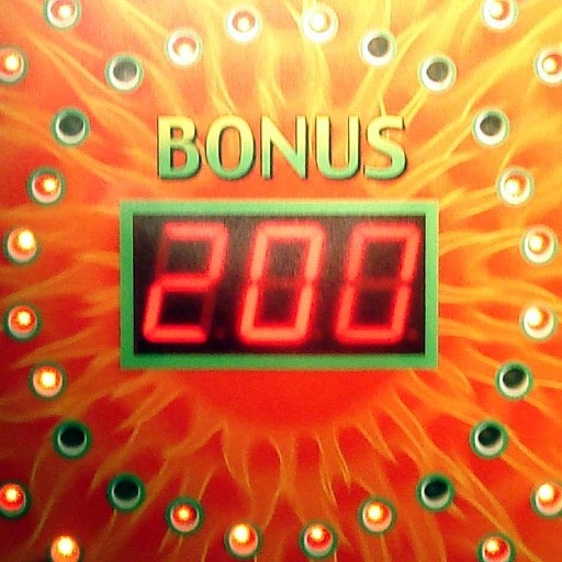お得な200パーセントの初回入金ボーナス